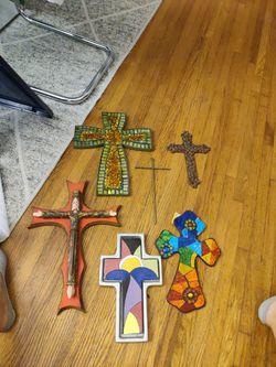 Set Of 6 Crosses for Sale in Miami,  FL