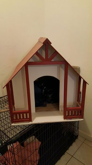 Handmade dog house for Sale in New York, NY