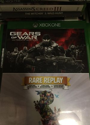 Xbox 1 gears of war for Sale in San Francisco, CA