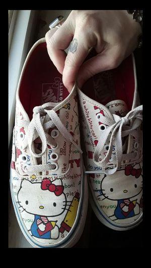 Van's Hello Kitty womans for Sale in Philadelphia, PA