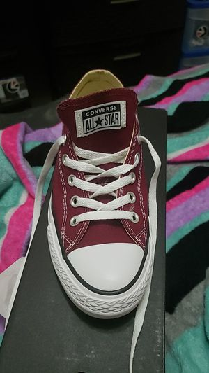 Converse All Star Maroon Unisex for Sale in Columbus, OH