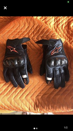 Alpinestars men's X-Large motorcycle gloves for Sale in Lake Forest, CA