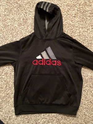 Black Adidas Hoodie (size 5/6) for Sale in League City, TX