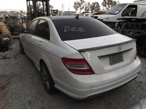 2009 Mercedes-Benz c300 for parts only for Sale in San Diego, CA