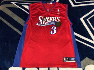 Allen Iverson Jersey for Sale in Dallas, TX