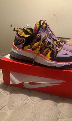 Nike Air Max 270 Bowfin Size 12 for Sale in Missouri City, TX