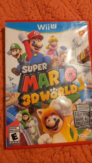 Nintendo Wii/Wii U games for Sale in Phoenix, AZ