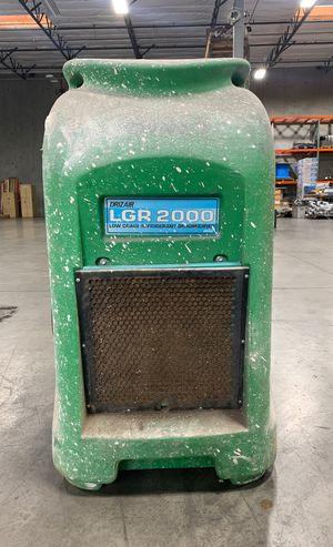 LGR 2000 dehumidifier for Sale in Portland, OR