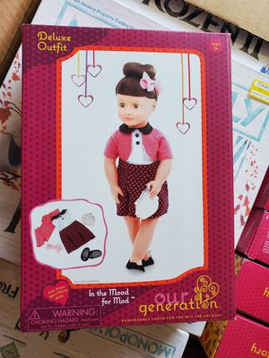 Our generation doll clothes for Sale in Fontana, CA