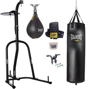 Everlast Punching & Speed Bag set up for Sale in Broken Arrow, OK