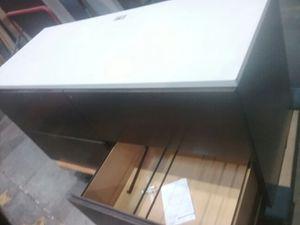 4 drawer file credenza for Sale in Nottingham, MD