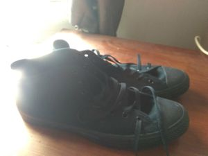 New Converse black Chuck's 14 for Sale in St. Louis, MO