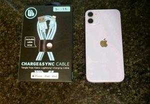 iPhone 11 64 gb unlocked for Sale in Washington, DC