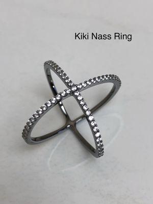 Kiki Nass Fashion Ring Black for Sale in Austin, TX