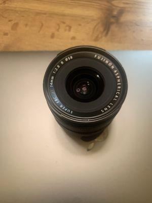FUJIFILM XF 14mm f/2.8 R Lens for Sale in Atlanta, GA