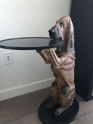 Doggy end table for Sale in San Francisco, CA