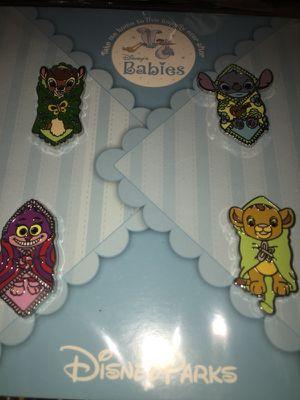 Disney babies pin set brand new for Sale in Hudson, FL