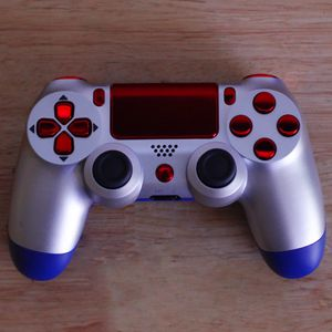 Captain America - DUAL SHOCK 4 - Wireless Bluetooth Custom PlayStation Controller - PS4 / PS3 / PC for Sale in Riverside, CA