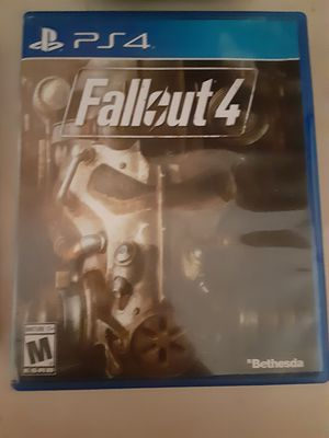Fallout 4 for Sale in Salisbury, MD
