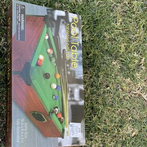 Pool Table For Kids for Sale in Commerce, CA