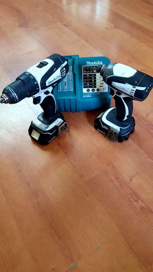 ~MAKITA CORDLESS POWER TOOL SET~ for Sale in Moreno Valley, CA