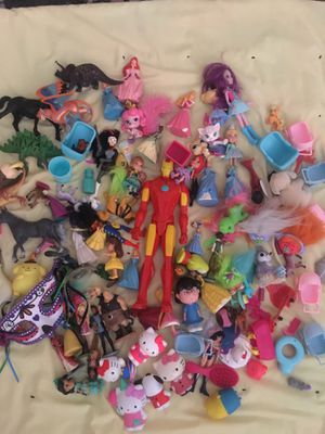 Lots of figurines for Sale in Vista, CA