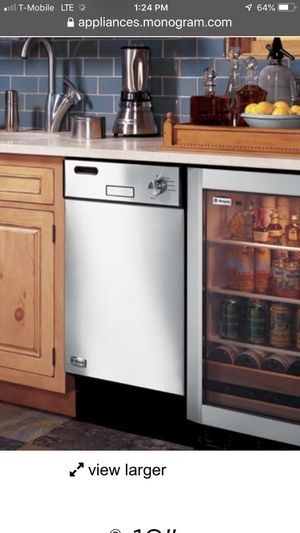 Monogram compact dishwasher for Sale in Queens, NY