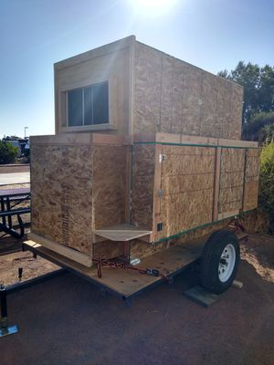 Camper/ tailgater/home / double high for Sale in Spring Valley, CA