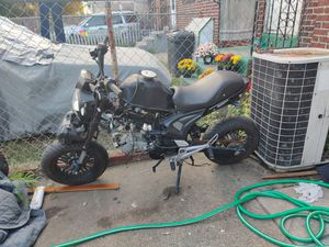 125cc 4speed boom Honda grom clone for Sale in Pennsauken Township, NJ