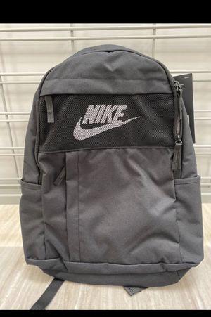 Nike Elemental 2.0 Backpack BA5878-010 Backpack Black Unisex Polyester NEW for Sale in Tampa, FL