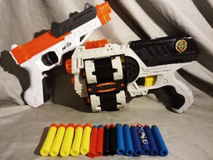 Nerf dart guns extras for Sale in Oklahoma City, OK