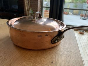 Sur la Table 3qt copper sauté pan 1.5 mil for Sale in Los Angeles, CA