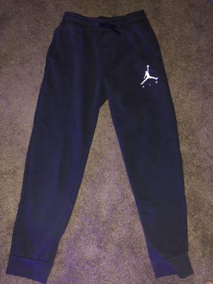 Navy Jordan Sweatpants for Sale in Minneapolis, MN