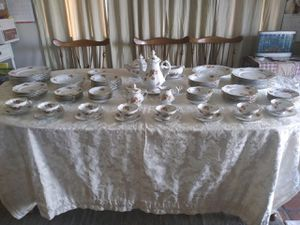 China set (Made in Bavaria Germany) Royal Heidelberg Winterling for Sale in Corona, CA