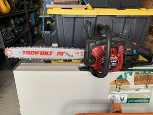"""Chainsaw Troy 20"""" for Sale in Ferndale, WA"""