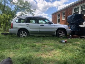 Subaru Forester 2.5xs for Sale in NEW CARROLLTN, MD