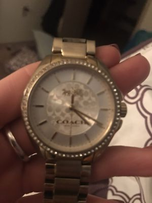Coach watch for women for Sale in Tuscaloosa, AL