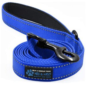 "Nylon Reflective Dog Leash 4 FT x 5/8"" Wide Small Dog for Sale in La Puente, CA"