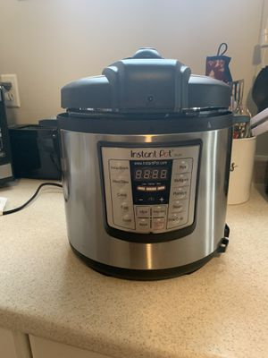 Instant Pot for Sale in Farmington, CT