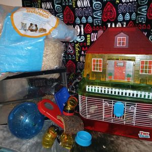 Hamster Cage for Sale in Oklahoma City, OK