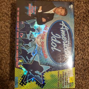 American Idol Board game. Never used. for Sale in Murray, UT