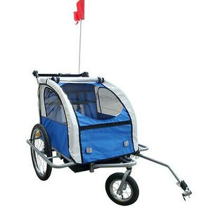 Elite Double seat baby stroller/trailer weather/water proof brand new for Sale, used for sale  Atlanta, GA