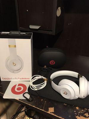 Beats Studio 3 Wireless Headphones for Sale in Pompano Beach, FL