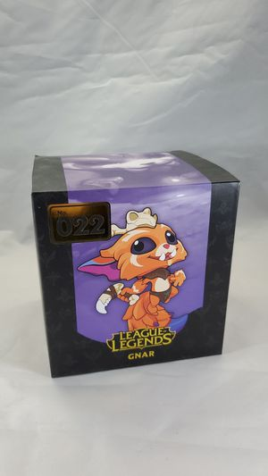 Gnar league of legends figure riot games for Sale in South Pasadena, CA