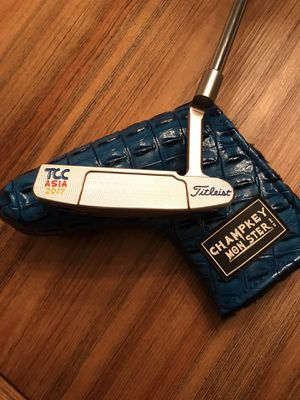Scotty Cameron Newport TCC Asia 2017 - $ 650 for Sale in Upland, CA