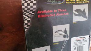 1994 to 2000 acura integra 2 door manual mirror ( CARBON FIBER) for Sale in Hawthorne, CA