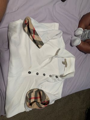 Authentic Burberry shirt small for Sale in Bedford Heights, OH