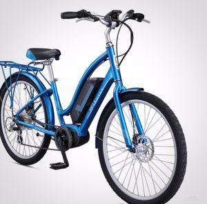 """New!! Bike, electric bike, 7 speeds 26"""" wheels unisex electric bike, male bike, female bike, bicycle , blue for Sale in Phoenix, AZ"""