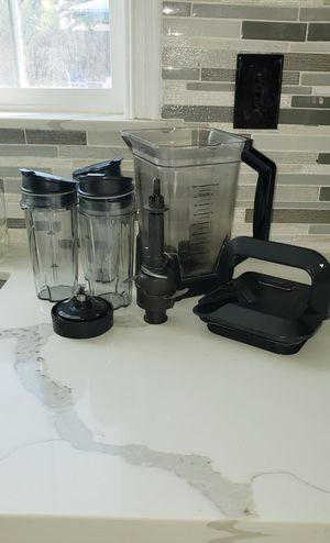 Ninja Ultima Blender- Replacement parts ONLY for Sale in Etiwanda, CA