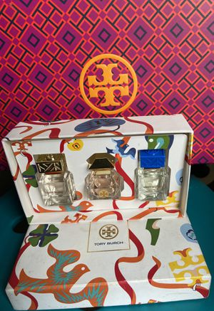 TORY BURCH mini perfume set NEW for Sale in Santa Ana, CA